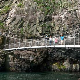 The Gobbins Walk