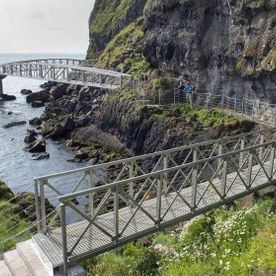 The Gobbins Path