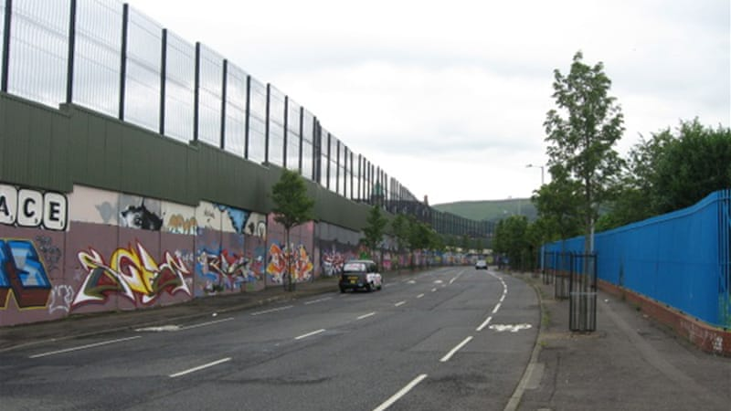 Political Mural Tours in Northern Ireland