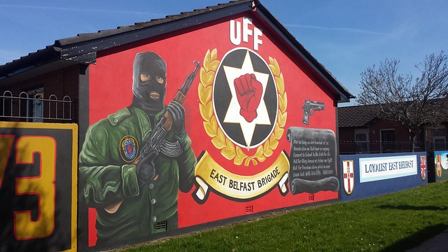 Political Mural Tours NI