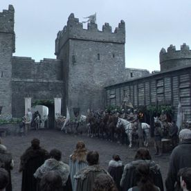 Winterfell, Home of the Starks